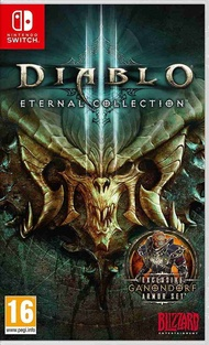 Diablo Eternal Collection 暗黑破壞神III:永恆之戰版 For Nintendo Switch NSW-0410