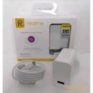 Ready stock Original Realme Super VOOC 65W Flash charger Set Oppo& Realme