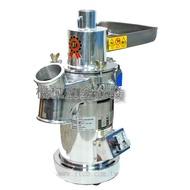 *機械五金批發*全新台灣製造 RT-34 1HP桌上型高速粉碎機(薑黃粉碎機)
