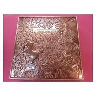 《 漢來飯店中秋月餅 玫瑰金動物造型盒--收納盒  》漂亮質感佳【CS超聖文化2讚】