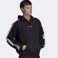 Adidas Originals 三葉草 愛迪達  帽T  小LOGO dx1301 黑色