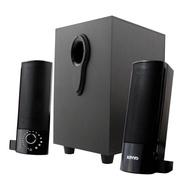 KINYO US-330 木質兩件式喇叭 多媒體喇叭 電腦喇叭 USB兩件式音響 蝦皮24h現貨