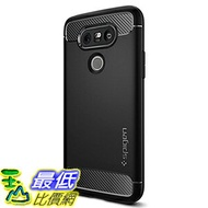 [美國直購] LG G5 Case Spigen [Rugged Armor] Resilient [Black] Ultimate protection (A18CS20128) 手機殼 保護殼