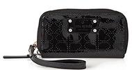 (kate spade new york) Kate Spade Jazzy Metro Spade Black Wallet-
