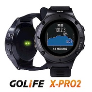 GOLiFE GoWatch X-PRO 2 全方位戶外心率GPS腕錶-急速配