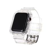 พร้อมส่งจากไทย สายใสapplewatch กันกระแทกขนาด 38 42 40 44 serie1/2/3/4/5/6 se