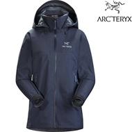 Arcteryx 始祖鳥 Beta AR 防水GTX外套/登山風雨衣 Gore-Tex Pro 女款 25855 翠鳥藍