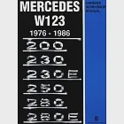 Mercedes W123 1976-86 Workshop Manual: 200, 230, 230e, 250, 280, 280e