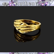 Abacus Gold Ring 916