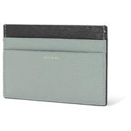 【預購】PAUL SMITH Colour-Block card holder 跳色皮革卡夾 名片夾