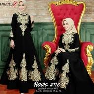 Gamis Abaya Busana Muslim Wanita Baju Hijab Gamis Terbaru 2020 Gamis Elegant Gamis Dewasa Dress Muslimah HAWA PART 2