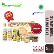 Temulawak Anti Acne Plus Brightening Exclusive Package Roro Mendut