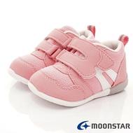 日本月星Moonstar機能童鞋-HI系列3E穩定款1114粉(寶寶段)SUPER SALE 樂天購物節