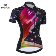 CHIYUE Summer Women Cycling Clothing MTB Bike Clothing