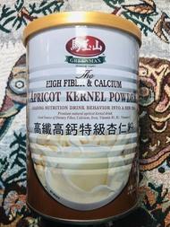 馬玉山_高纖高鈣特級杏仁粉450g/罐