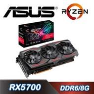 華碩 ROG-STRIX-RX5700-O8G-GAMING 顯示卡