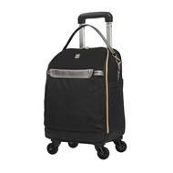 【加賀皮件】Bella Borsa 多色 輕量 經典尼龍 四輪 行李袋 拉桿旅行袋 BB18E001