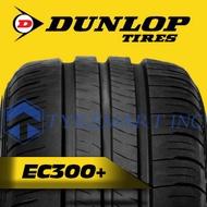 Dunlop Tires EC300+ 185/70 R 14 Passenger Car Tire - Original Equipment of TOYOTA AVANZA