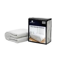 Quilted Fitted Mattress Protector - Queen Size