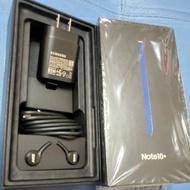 【滿299免運】三星 Note10配件 充電組25W (EP-TA800)白色  AKG耳機(Type C)黑白二色