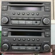 日產原廠音響主機 CD MP3 AUX
