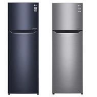 LG 253L 1級 變頻雙門冰箱新款 GN-L307SV GN-L307C