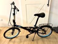 Ford by Dahon folding bike
