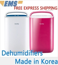 ★6/22 Super Sale★[NOVITA]Novita Dehumidifier DH-155(11L)/Brand New 2014 Dehumidifiers/Quiet Low Noise/Air Purifier Function/Continuous Drain/Humidity Remover/Made in Korea/EMS Express shipping