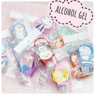 เจลล้างมือเด็ก เจลแอลกอฮอล์ ของขวัญปีใหม่เพื่อคนที่คุณรักและห่วงใย แอลกอฮอล์ มี อย. เด็ก*ผู้สูงอายุใช้ได้ ขนาด 30 ml