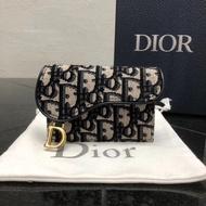 莊逼一嚇人-Dior 馬鞍/零錢包