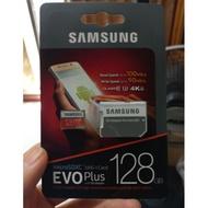【光影小舖】全新現貨 samsung 128gb EVO PLUS 128gb 記憶卡 可拍4k影片 星睿奇公司貨
