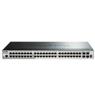 ☆偉斯科技☆原廠保固D-Link DGS-1510-52 52埠Gigabit SmartPro Switch中古品