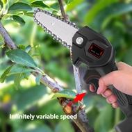 【Ready Stock+100% Original】Portable Electric Pruning Saw, Mini Electric Chain Saw