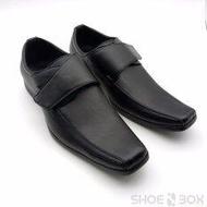 Cabaye รองเท้าคัชชูผู้ชาย รองเท้าทางการ CA107 - Black