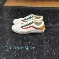 VANS OG Old Skool Lx 紅線 米白色 米色 限量款 鞋墊 板鞋 帆布鞋 VN0A38FWVZ0 F27513