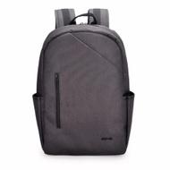 AGVA 15.6'' Urban Denim Backpack Black