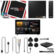 BossTV - 博視盒子V3PRO 3代 電視盒子 6K/4K/2K Full HD HDMI 1080p