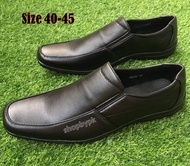 รองเท้าคัชชู สีดำใส่ทำงาน สุภาพบุรุษ💥มีบริการเก็บเงินปลายทาง💥งานดี จัดส่งไว