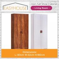 Van Tall Shoe Cabinet | Living Room | Elegant Looks to Suit All Theme Corridors