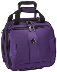 DELSEY Paris Delsey Luggage Sky Max 2 Wheeled Underseater, Black