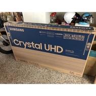 [全新]三星Samsung 55吋4K電視Crystal UHD TU7000 (2020出廠全新未拆封)