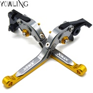 Motorcycle Accessori CNC Aluminum Scooter brake Clutch lever For Yamaha X-MAX 400 XMAX 250 XMAX400 XMAX250 all year