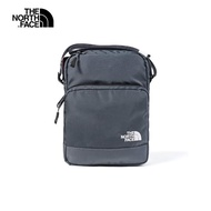 【The North Face】The North Face北面男女款鐵灰色休閒方形單肩背包 2SAEUBS