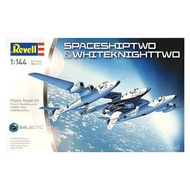 Revell AG 1/144 SpaceShipTwo & White Knight Two