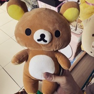 大隻拉拉熊懶熊娃娃 玩偶 巨無霸 10吋