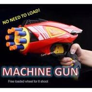 Nerf Gun Inspire Soft Bullet Soft Foam Toy gun Machine Gun