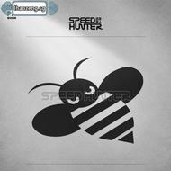 70558 Transformers Bumblebee Car Sticker Helmet Decoration Body Sticker Scratch Reflective Decal