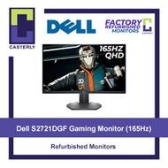 [Refurbished] Dell S2721DGF QHD 165Hz Gaming Monitor