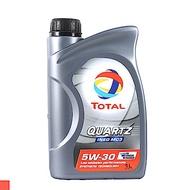 箱購 TOTAL QUARTZ MC3 5W30*18  汽柴油 共軌 機油