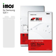 【iMos】SAMSUNG Galaxy S20 Plus(3SAS 螢幕保護貼)